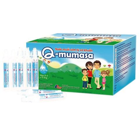 Nuoc muoi sinh ly vo khuan Q-mumasa (xanh)