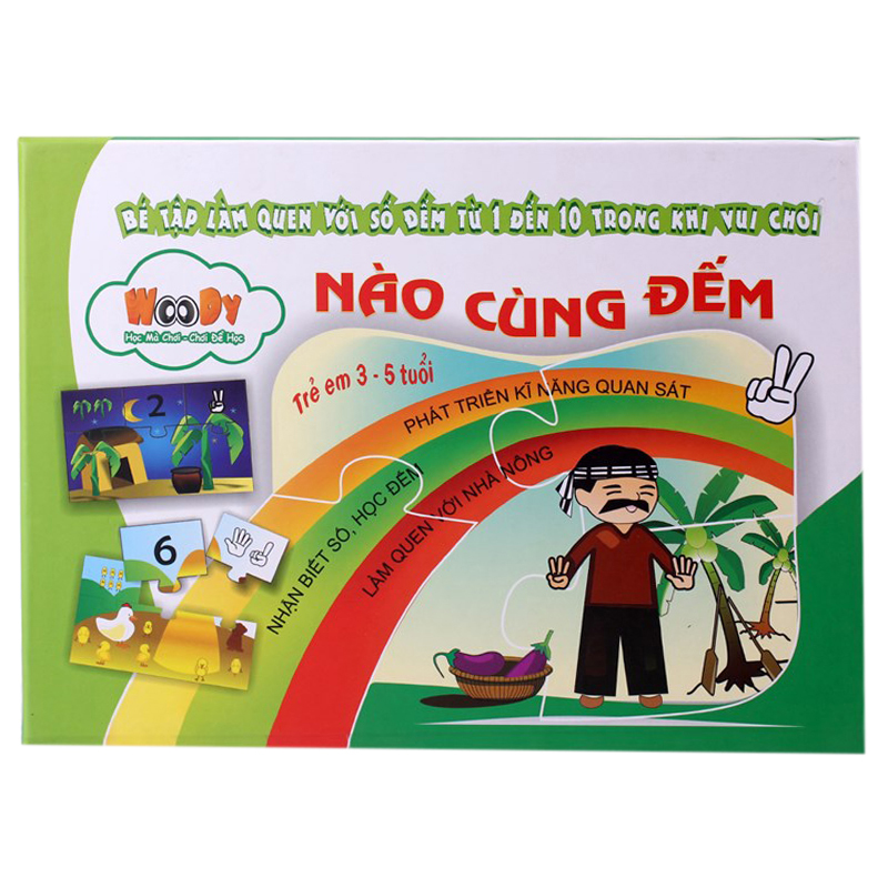 Tranh ghep thong minh - Nao cung dem