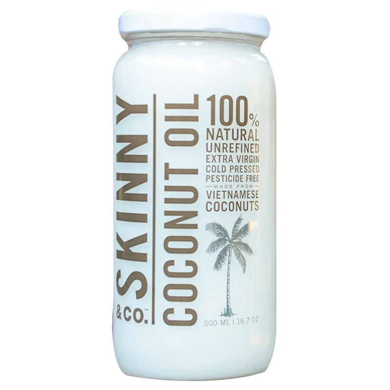 tinh dau dua nguyen chat skinny coconut oil-my