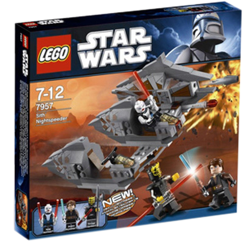 do choi lego star wars 7957 tau sieu toc chung toc sith
