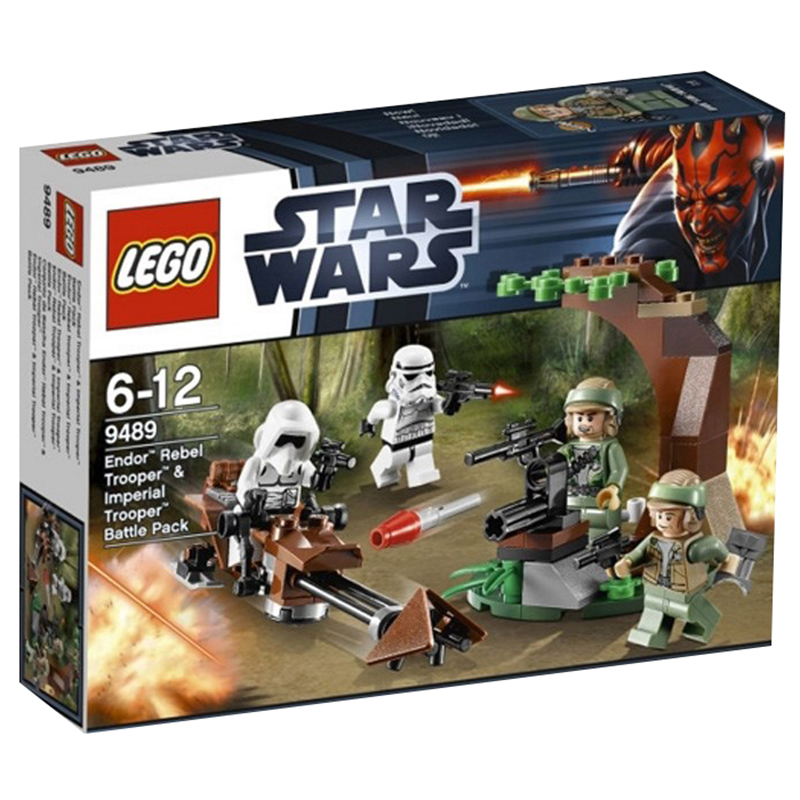 do choi lego star wars 9489 cuoc chien giua quan va linh hoang gia