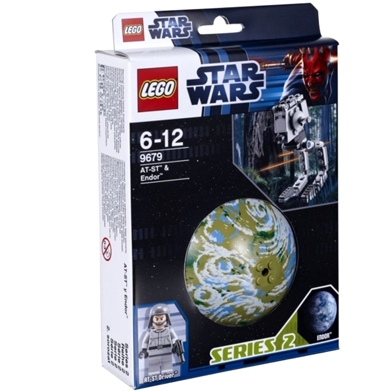 do choi lego star wars 9679 robot at st va hanh tinh endor