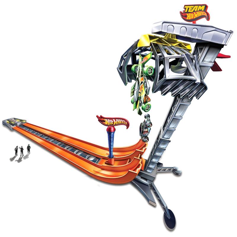 hot wheels x9283 thu thach trong luc
