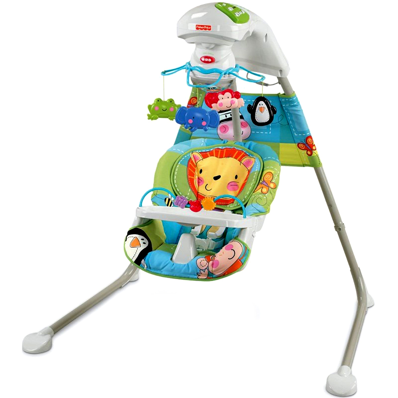 Xich du Discover 'n Grow™ Cradle 'n Swing W9507