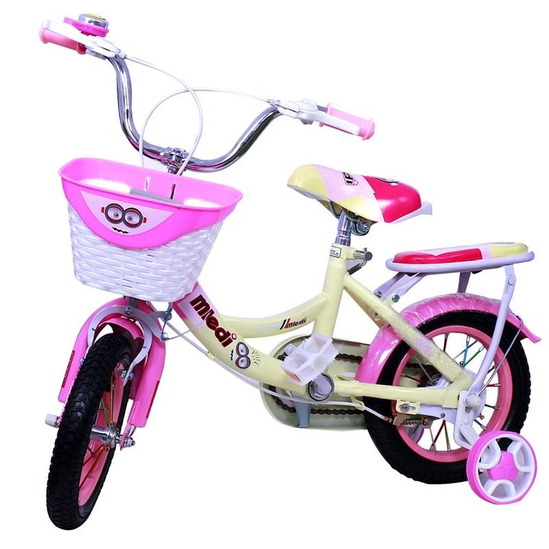 Xe đạp bé gái Minion