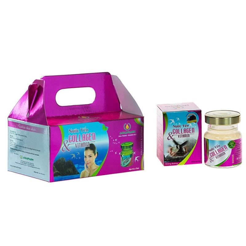 Nước yến sào Nest 100 collagen - cho phụ nữ và phụ nữ sau sinh