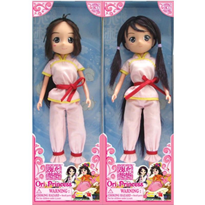 Bup be Cong chua Ori 37072 - Dong Phuc Hoa Hong