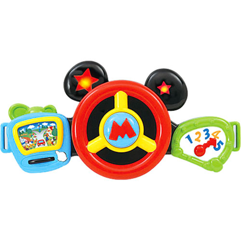 Do choi Tomy 328551 – Vo lang Mickey Go Go Handle