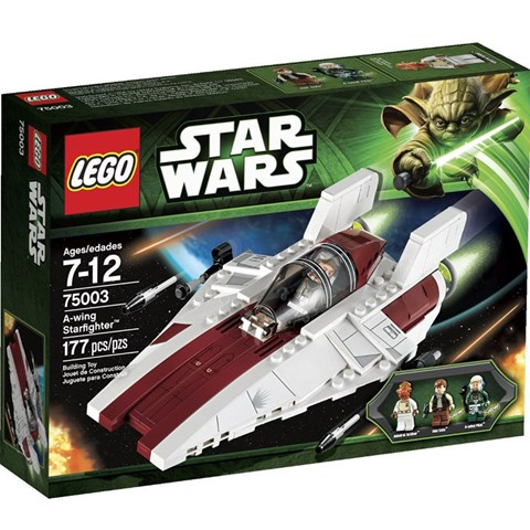 Do choi LEGO 75003 Star Wars A Wing Starfighter