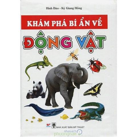 Tron bo sach Kham pha 5 cuon