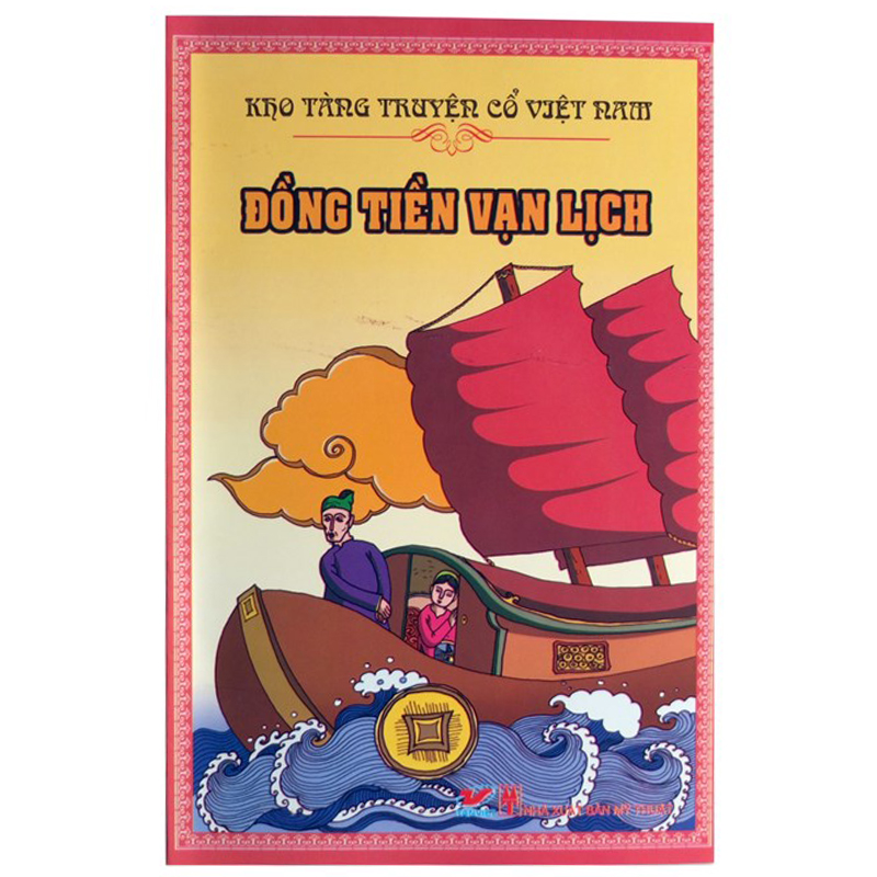 Kho tang truyen co tich Viet Nam - Dong tien van lich