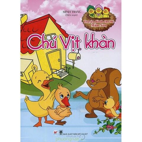 Truyen danh cho be Mam Non - Chu Vit Khan