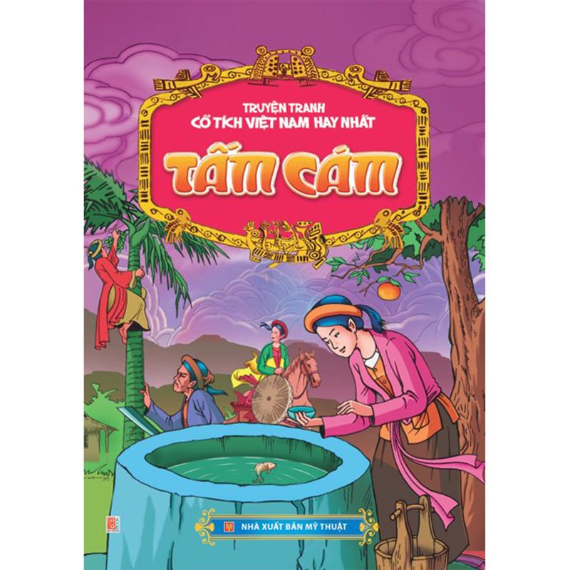 Truyen tranh co tich Viet Nam hay nhat-Tam Cam