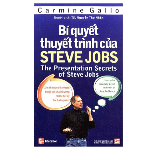 Bi quyet thuyet trinh cua Steve Jobs