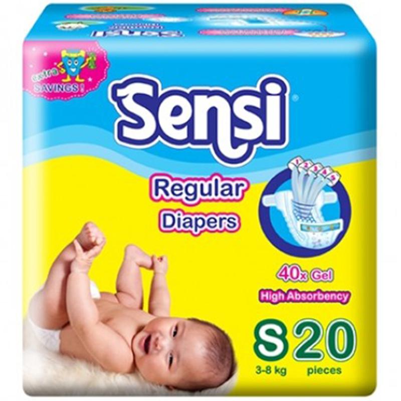 Ta dan Sensi Regular S20 (3 - 8kg)