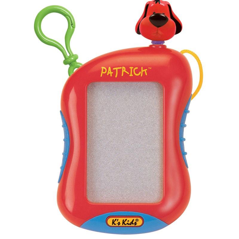 Bang ve hinh chu cho Patrick K's Kids KA10365-DB