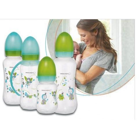 Binh sua Bebe Confort nhua (120ml) BPA free
