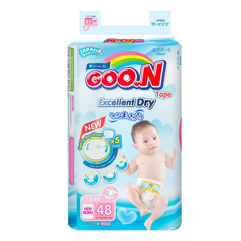 Ta - bim dan Goon Slim Newborn48