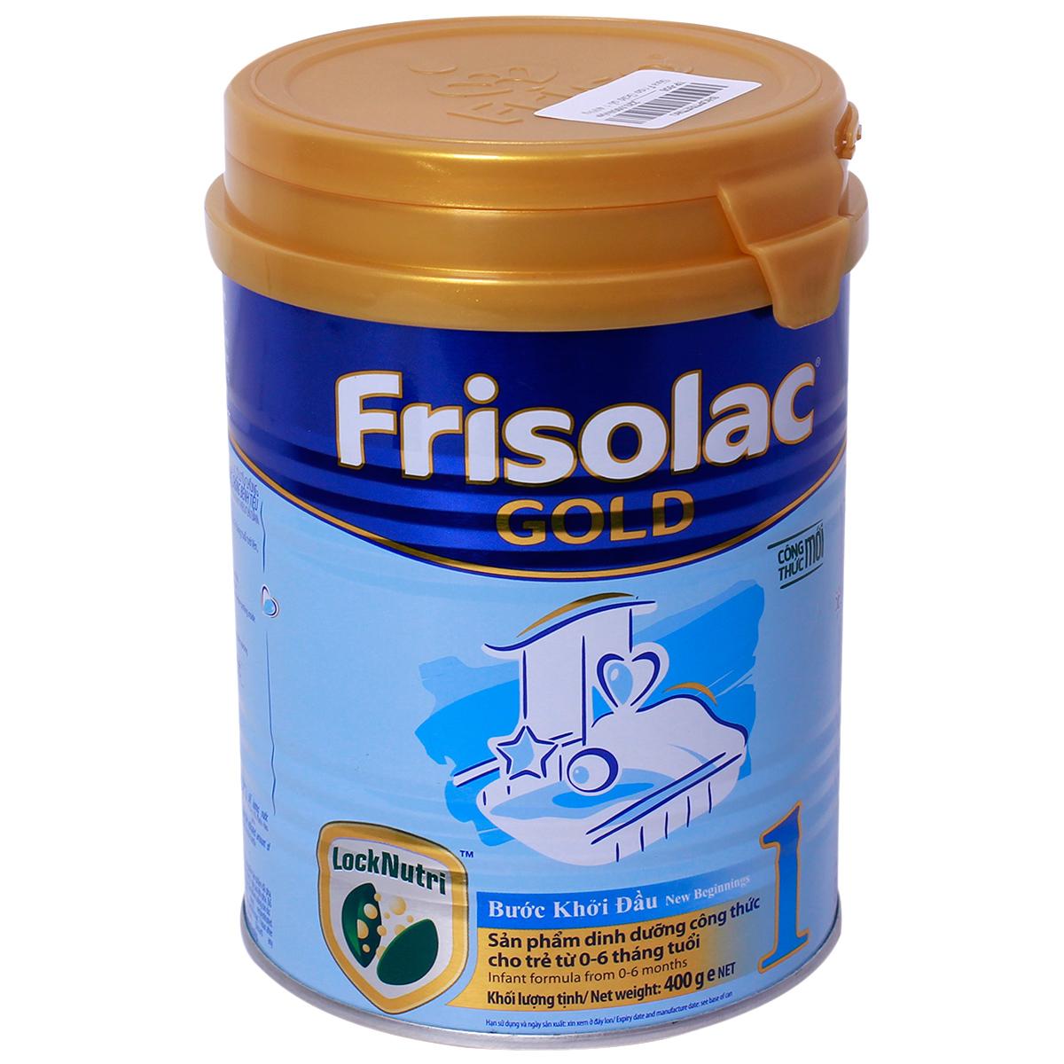 Sua Frisolac Gold so 1 400g