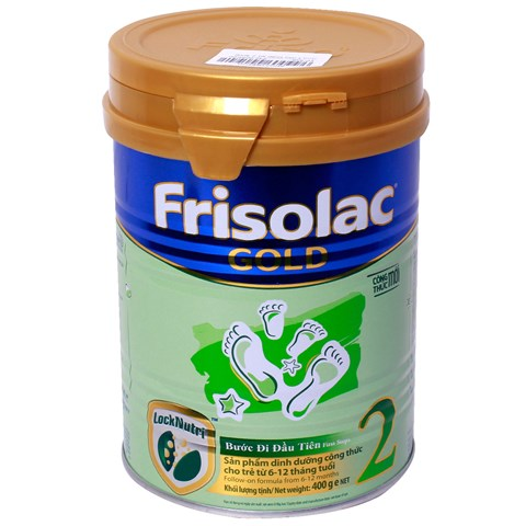 Sua Frisolac Gold so 2 (400g)