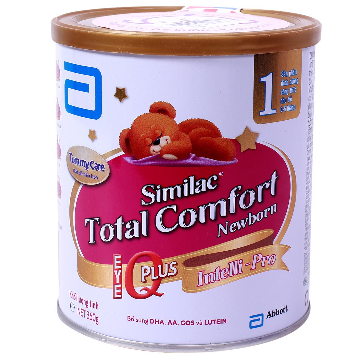 Sua Similac Total Comfort 1 (360g)