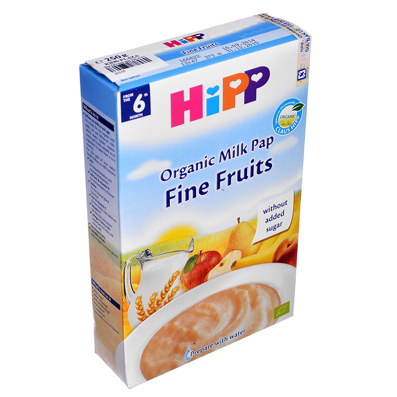 Bot dinh duong Hipp hoa qua tong hop (250g)