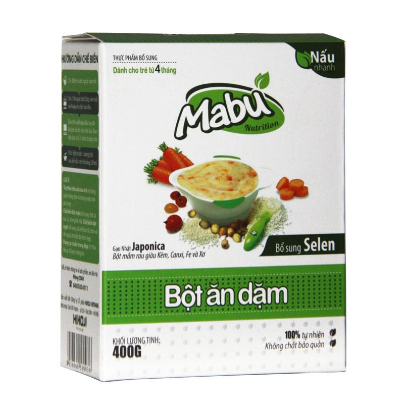 Bot an dam Mabu 400g
