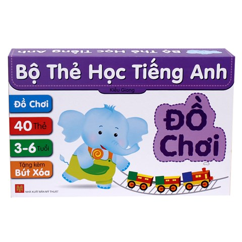 Bo the hoc Tieng Anh - Do choi