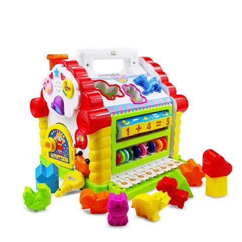 Do choi nha da nang Huile Toys No.739