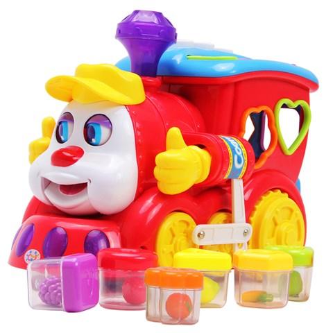 Do choi doan tau phat nhac Huile Toys HL.556