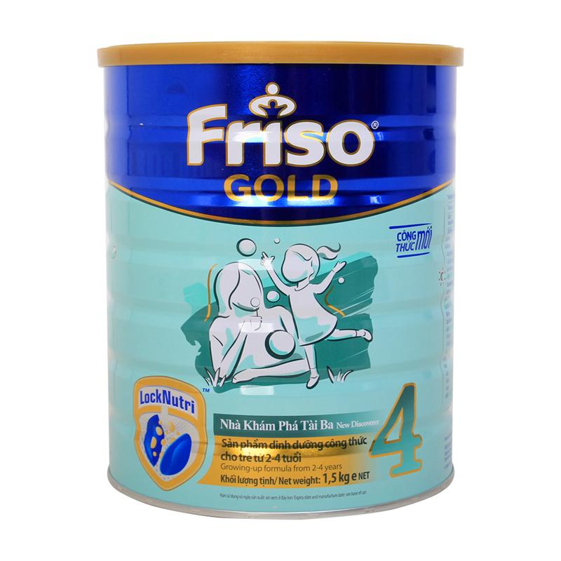 Sua Friso Gold so 4 - 1,5kg