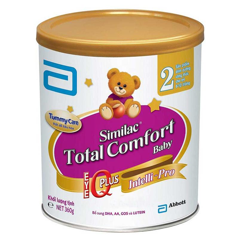 Sua Similac Gain Total Comfort so 2 360g