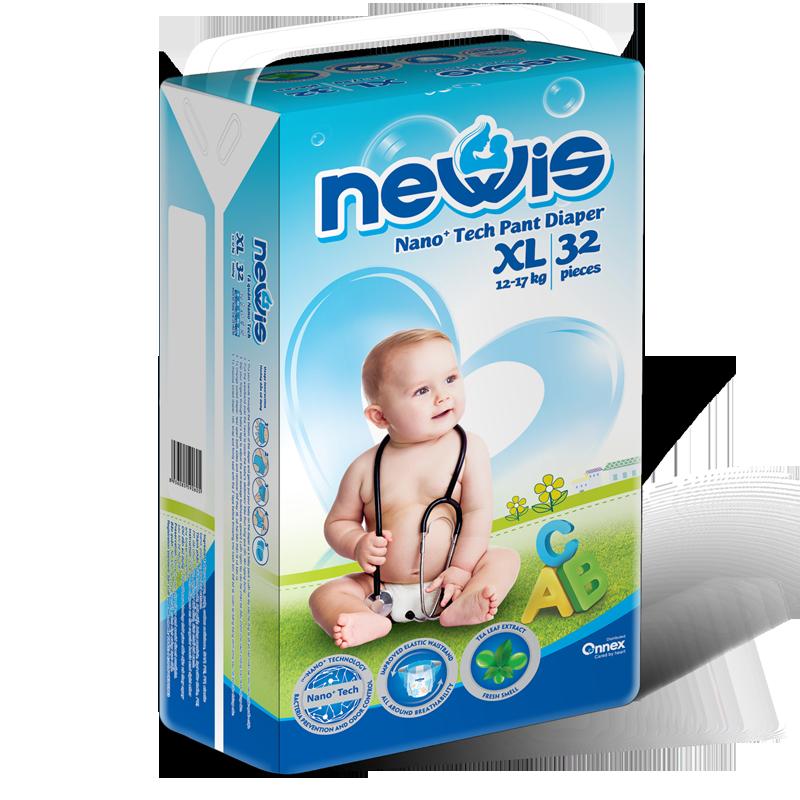 Ta - Bim quan Newis XL32 (12-17kg)