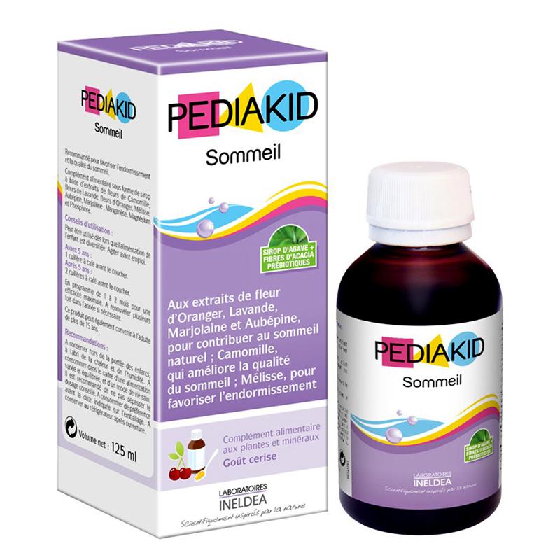 Pediakid Sommeil giup be ngu ngon 125ml (Phap)
