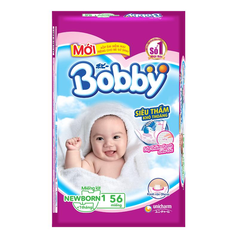 Ta giay Bobby Newborn 1