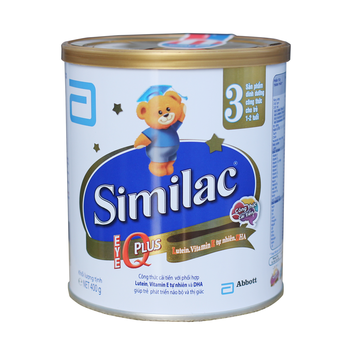 Sua Similac Gain Plus so 3 - 400g