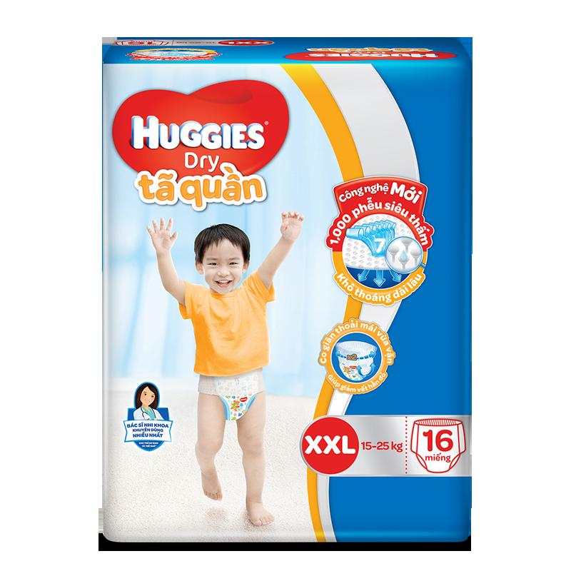 Ta - bim quan Huggies XXL16