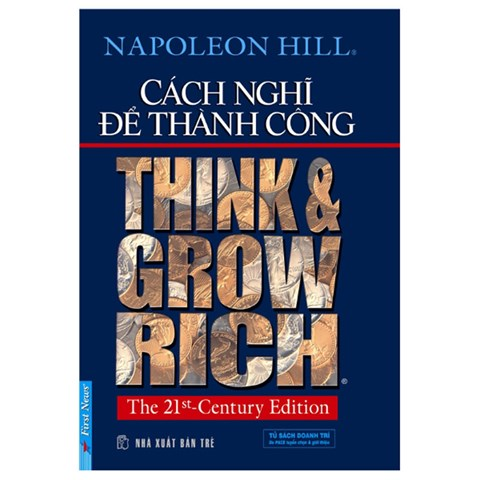 Cach nghi de thanh cong Think & Grow Rich