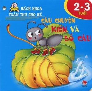 Bach khoa toan thu cho be 2-3 tuoi (8 cuon xau vong)