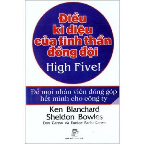 Dieu ky dieu cua tinh than dong doi High Five