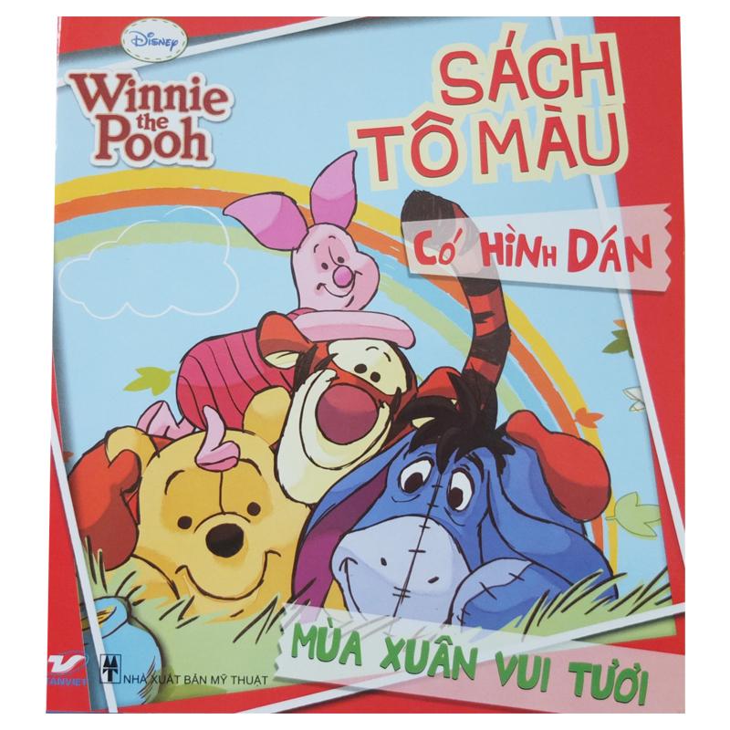 Gau Pooh - Mua xuan vui tuoi