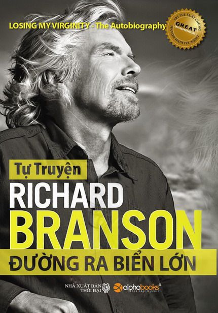 Richard Branson- duong ra bien lon