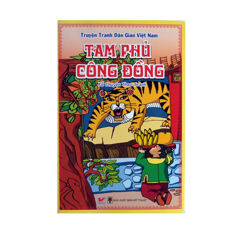 Truyen tranh dan gian Viet Nam - Tam phu cong dong