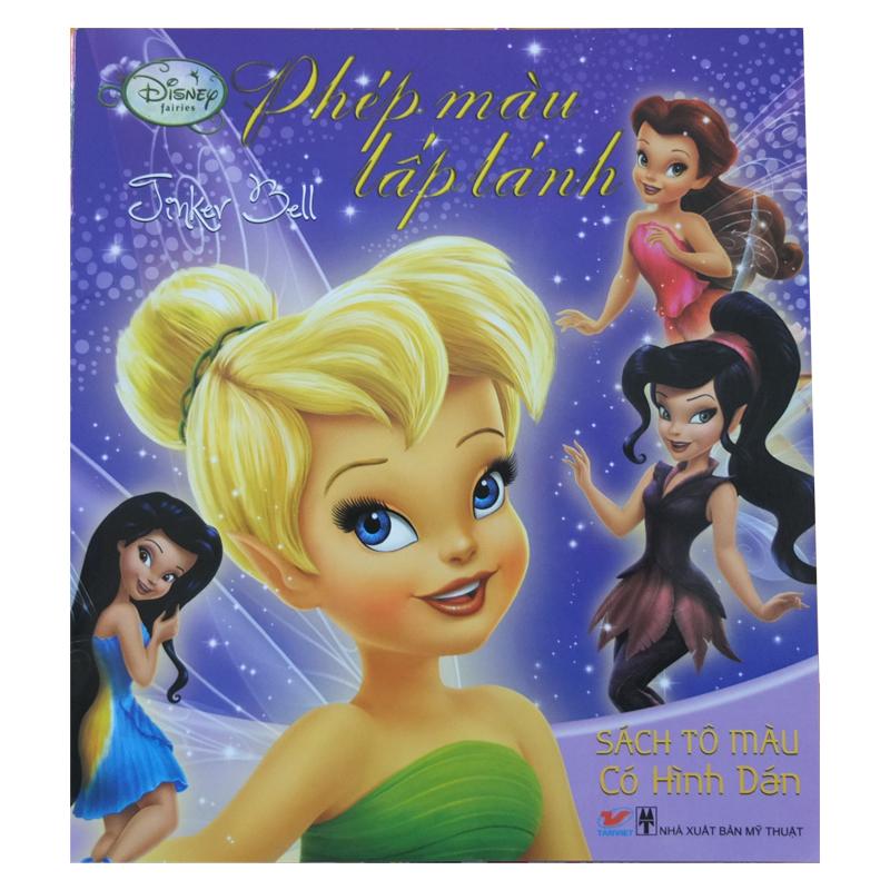 Tinker Bell - Phep mau lap lanh