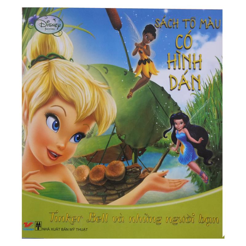 Tinker Bell va nhung nguoi ban