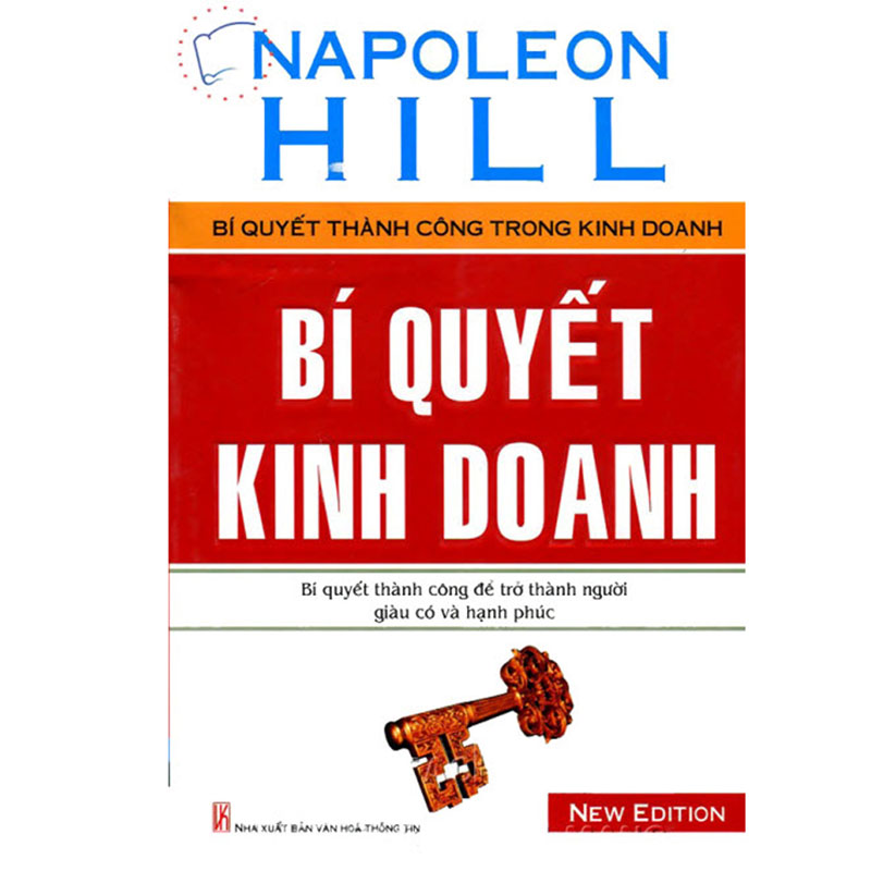 Bi quyet kinh doanh Napoleon Hill