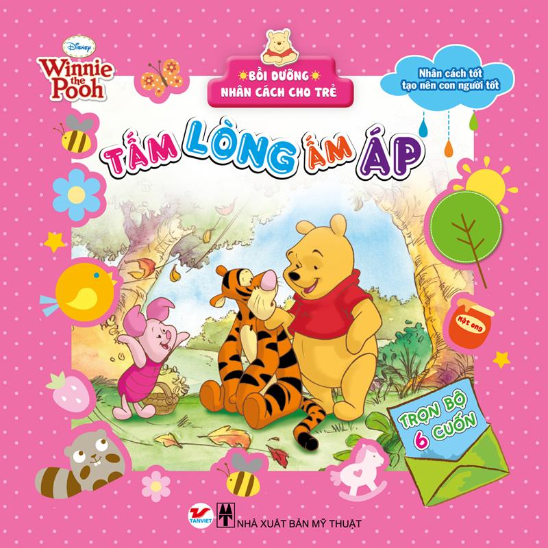 Sach Boi duong nhan cach cho tre- Tam long am ap