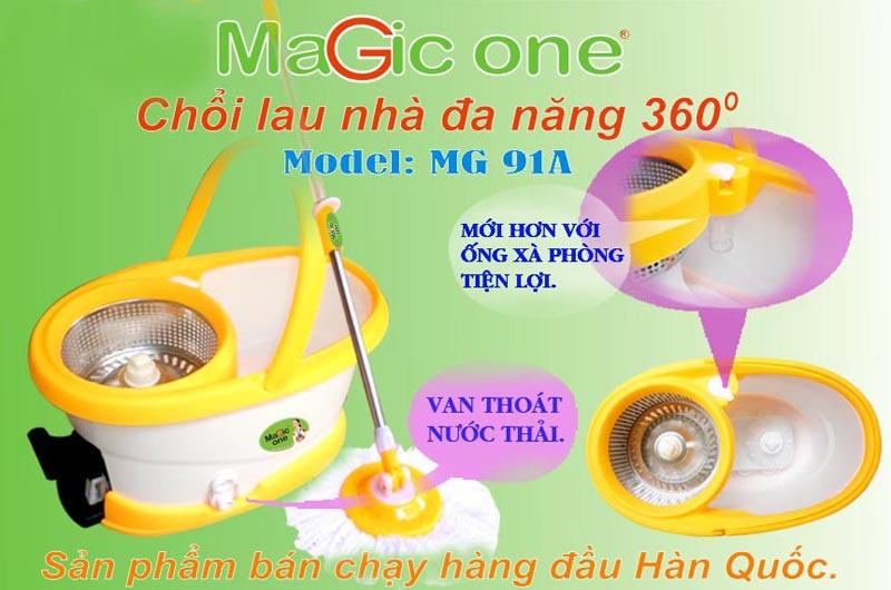 Cay lau nha Magic one MG91A