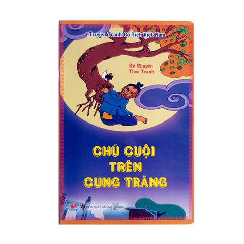 Truyen tranh co tich Viet Nam - Chu cuoi tren cung trang