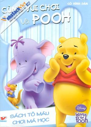 Sach to mau choi ma hoc - Cung vui choi voi Pooh